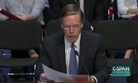 Professor Nicholas Burns testifies on Russia in front of the Senate.