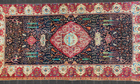 The Schwarzenberg Carpet, Iran, 16th Century