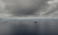 aircraft carrier USS Ronald Reagan