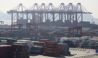 China (Shanghai) Pilot Free Trade Zone at the Yangshan Deep Water Port
