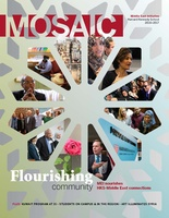 MEI Mosaic 2016-2017 cover